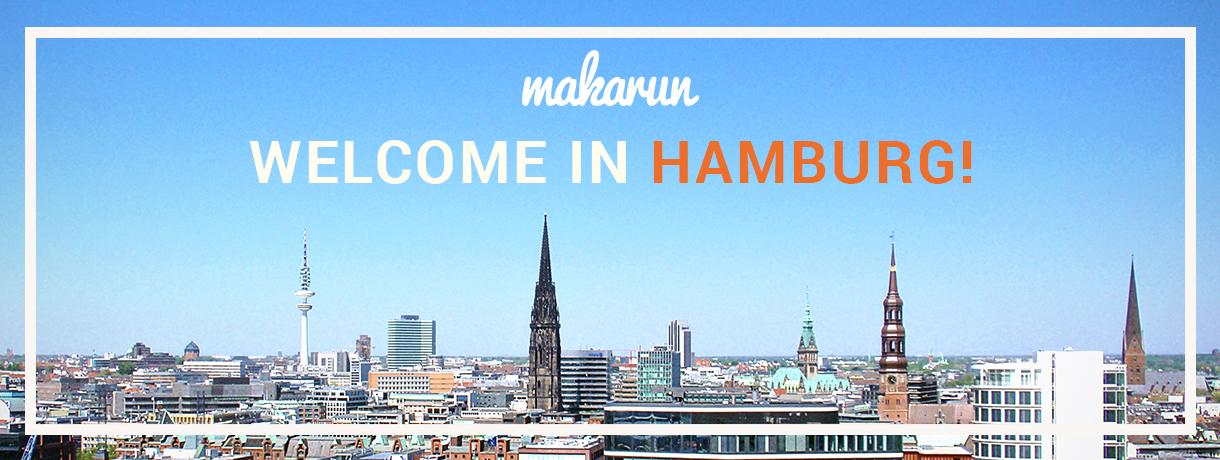 Welcome in Hamburg!