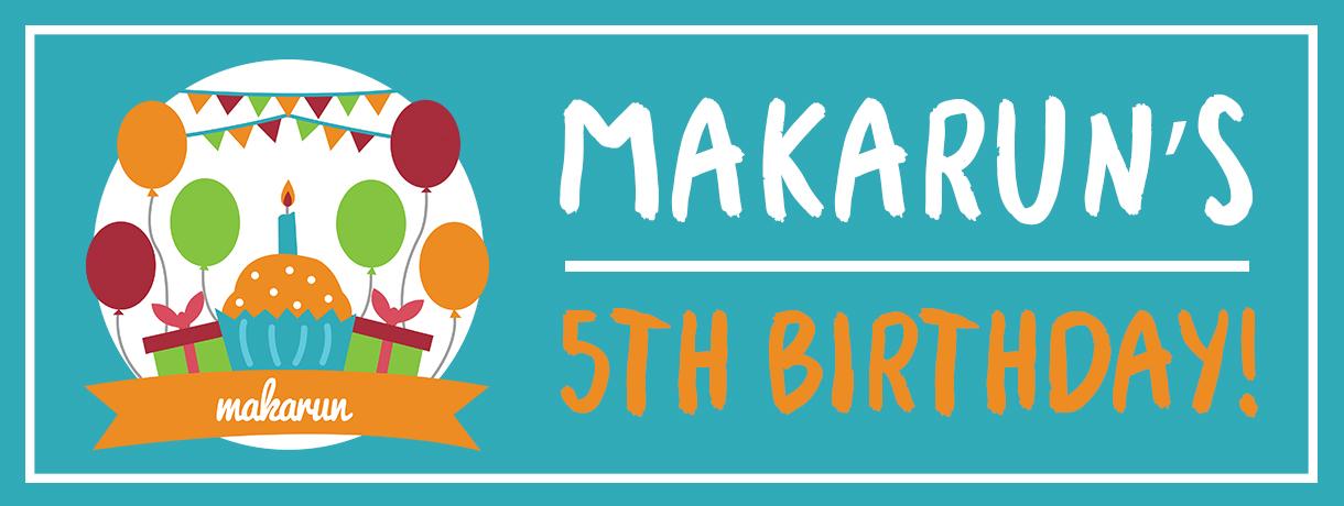Makarun's 5th Birthday!