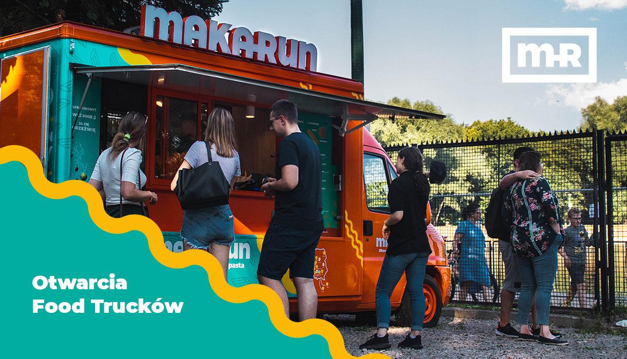 Makarunowe Food Trucki